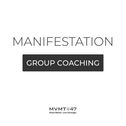 Manifestation Group Coaching